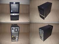 HP DX2400 TOWER DUAL CORE 4GB DDR 160GB HARD DISK DVDRW WINDOWS VISTA
