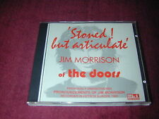 Stoned But Articulate-Interview by Jim Morrison (Doors) CD Recored in 1968