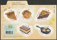 Canada 3177 Sweet Canada souvenir sheet MNH 2019