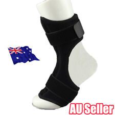 Ankle Foot Support Brace Drop Orthosis Splint Corrector Orthosis Tool New ON