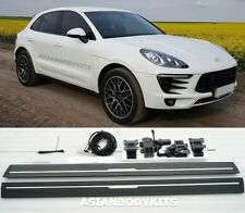 for Porsche Macan 2013+ SIDE STEP ELECTRIC Deployable running boards power step