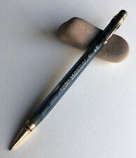 Vintage Eberhard Faber Mechanical Pencil Mongol No. 45 Gold Clip 1.18mm Working