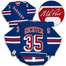 Mike Richter NY Rangers Signed 1994 Stanley Cup Adidas® Authentic Vintage  Jersey 173a30596