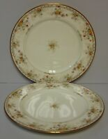 Noritake SALISBURY Dinner Plates SET OF TWO More Items Available NEW
