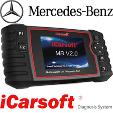ICARSOFT MB V2.0 MERCEDES OBD2 MULTI SYSTEM DIAGNOSTIC FAULT CODE SCANNER TOOL