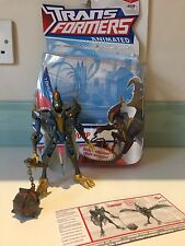 Transformers Animated: Swoop Complete And Boxed
