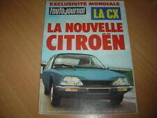 AJ N°13 1974 Porsche 911 Carrera.R16 TX Auto.7 Buggys