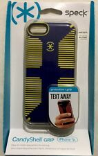 Speck CandyShell Grip Case -Cadet Blue/Goldfinch Yellow for iPhone 5c SPK-A2246