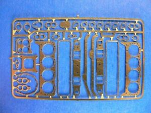Detail Master 2430X 1/24-1/25 Gaskets Small Block Chevy