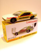 DINKY TOYS No.189-  Superb custom display box -  LAMBORGHINI MARZAL.