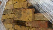 Yellow Stock London Bricks / Old Reclaimed / Second-hand