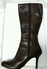 ladies PU leather boots size 4/37