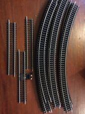 Hornby 00 Gauge Lot Of Track