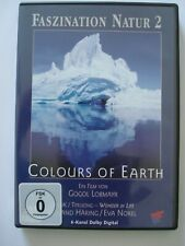 DVD - Faszination Natur 2 - Colours of Earth - Gogol Lobmayr