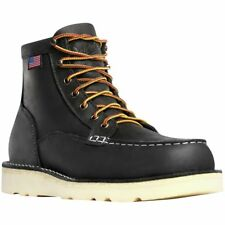 Danner Bull Run Moc Toe Boot - Men's Black 10.5
