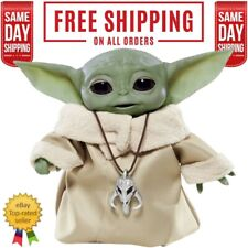 The Child Animatronic Edition Toy Figure (Baby Yoda) + In Stock Now