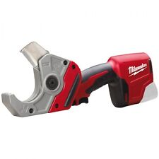MILWAUKEE Cordless pipe cutter C12 PPC-0 For Plastic Pipes no battery
