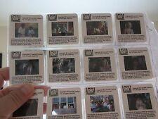 NEVER BEEN KISSED set of 15 press slides (1999) DREW BARRYMORE, MICHAEL VARTAN