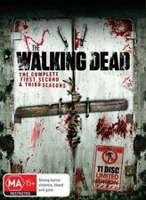 The Walking Dead : Season 1-3 (DVD, 2013, 11-Disc Set)