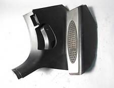 BMW E46 3-Series 2dr ///M Aluminum Dead Pedal Foot Rest Black 2000-2006 USED OEM