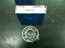 CUSCINETTO A SFERA NTN 6203   MISURE 17X40X12