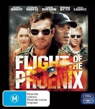 FLIGHT OF THE PHOENIX BLU-RAY BRAND NEW REGION B  DENNIS QUAID