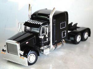 DCP BLACK PETERBILT 389 70 RAISED ROOF CAB 60-0804 C