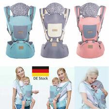 9 in 1 Ergonomische Babytrage Kindertrage Bauchtrage Rückentrage Baby Carrier DE