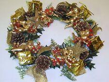 déco couronne de l'Avent Couronne de Noël Noël Tisch Couronne