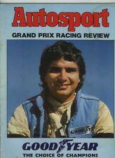 Autosport 1981 Grand Prix Racing revisión-Piquet & Brabham