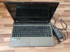 "Acer Aspire 5750G  15,6""  i3  2GB RAM  Geforce GT 540M"