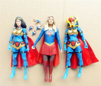 "DC Universe Big Barda DC Collectibles SUPERGIRL tw tv action Figure 6"" 6.75"""