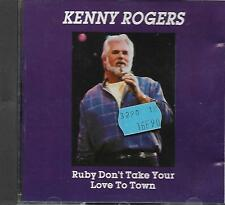 CD album: Kenny Rogers: Ruby Don't Take Your Love to Town. Onn41 . T