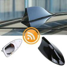 Shark Fin Roof Antenna Aerial FM/AM Radio Signal Decoration Car Trim CL