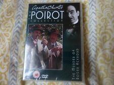 Poirot - Agatha Christie's Poirot - The Murder Of Roger Ackroyd (DVD, 2003) New