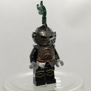 USED LEGO | Castle Kingdoms - Dragon Knight w/ Armor 7187