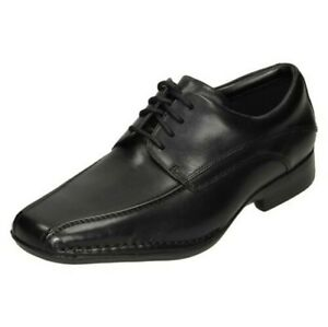 Clarks Mens Lace Up Shoes - Francis Lace