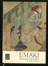 1963 EMAKI PICTURE SCROLLS Hideo Okudaira, Japanese Scroll Painting, English