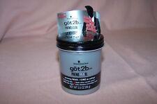 Schwartzkopf got2b Phenomenal Grooming Wax NEW 3.5 oz/99 g Shine Remold Control