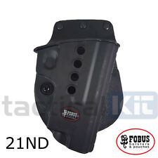 Genuine Fobus SIG P226/228 Roto Rotating Paddle Holster UK Seller 21 ND RT