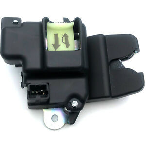 Fit for 2011-2016 Hyundai Elantra Rear Tailgate Trunk Latch 81230-3X010 US
