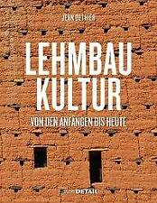 Lehmbaukultur von Jean Dethier (2019, Gebundene Ausgabe)