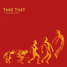 Take That - Progressed 2011 (NEW 2CD)