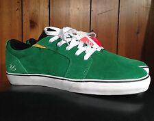 NEW! ÉS Footwear BOBBY WORREST FIRST BLOOD Shoes Men 13 Suede SKATEBOARDING