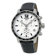 Tissot Quickster Soccer World Cup White Dial Black Silicone Mens Watch-AU
