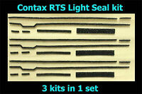 【NEW】Light Seal Kit(3sets) for CONTAX RTS from Japan 796