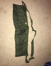 Dark Green British/Canadian Nylon Military Bandolier