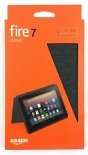 Amazon Fire 7 Cover Tablet Case (7th Generation, 2017 Release) - Charcoal Black