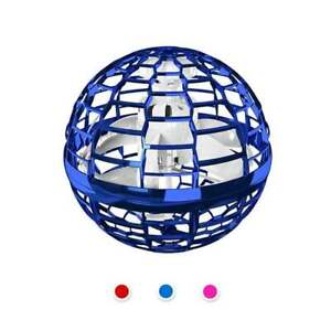 Flynova Pro Flying Ball Toys Globe Shape Magic Controller Mini Drone RGB Lights