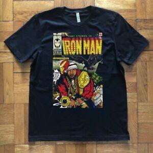 Wu-Tang Clan Short Sleeve T-shirt Vintage Gift For Men Women Funny Black Tee